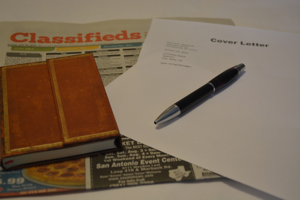 Cover Letter and Resume Tips